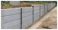 retaining wall installation guide