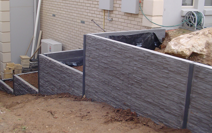 Creative Sleepers Concrete Sleepers Retaining Walls